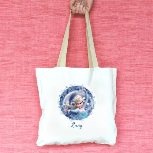 Elsa Personalised Tote Bag
